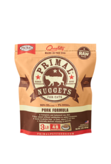 Primal Primal Frozen Raw Pork Nuggets Cat 3lb