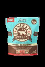 Primal Primal Frozen Raw Chicken Salmon Nuggets Cat 3lb