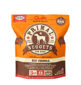 Primal Primal Frozen Raw Canine Beef