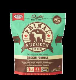 Primal Primal Frozen Raw Canine Chicken