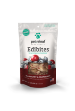 Pet Releaf Pet Releaf Edibites Blueberry & Cranberry