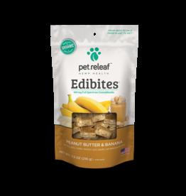 Pet Releaf Pet Releaf Edibites Peanut Butter & Banana