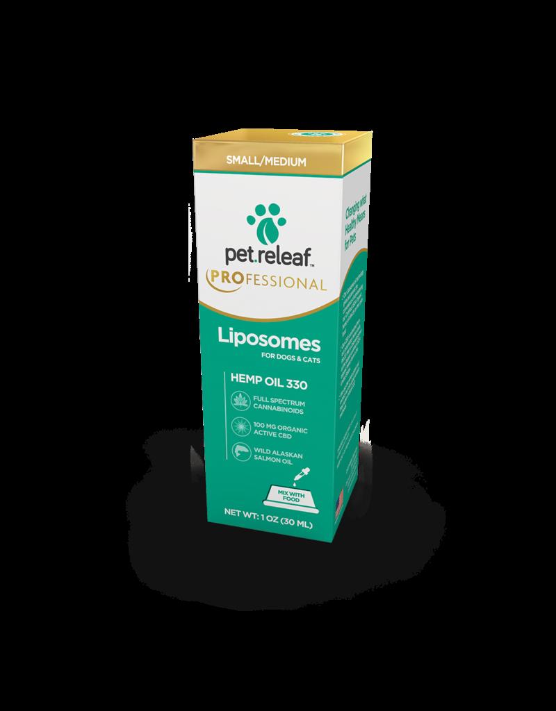 Pet Releaf Pet Releaf Lipsome Hemp Oil 330