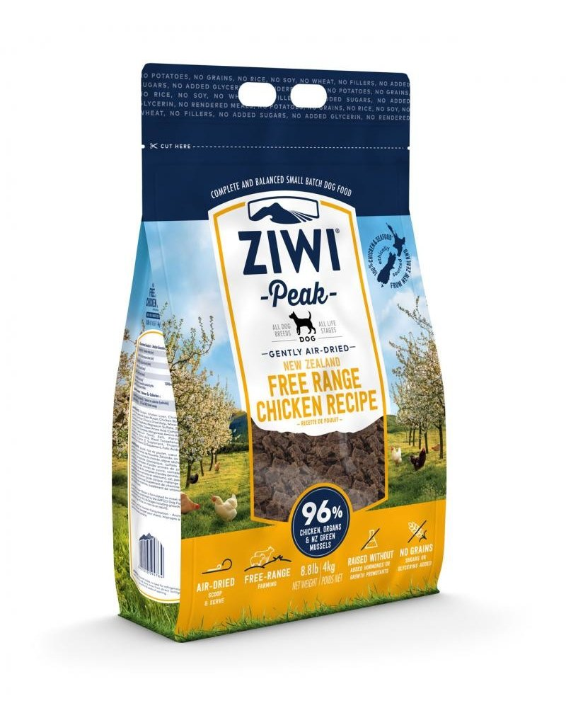Ziwi Peak ZIWI Peak Air-Dried Free-Range Chicken For Dogs