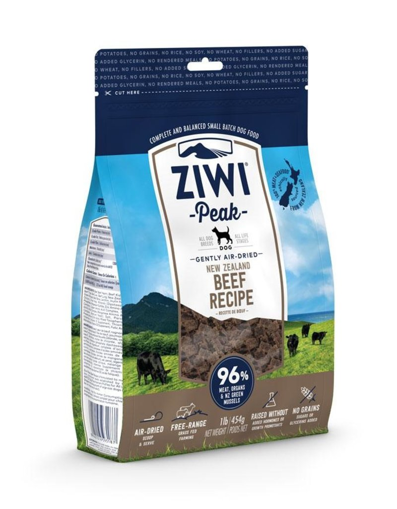 Ziwi Peak ZIWI Peak Air-Dried Beef For Dogs