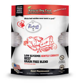 My Perfect Pet My Perfect Pet Low Glycemic Beef 3.5#