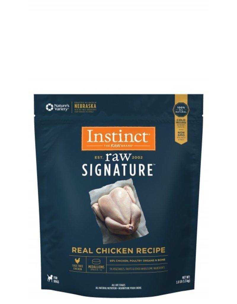 Instinct Instinct Frozen Raw Chicken
