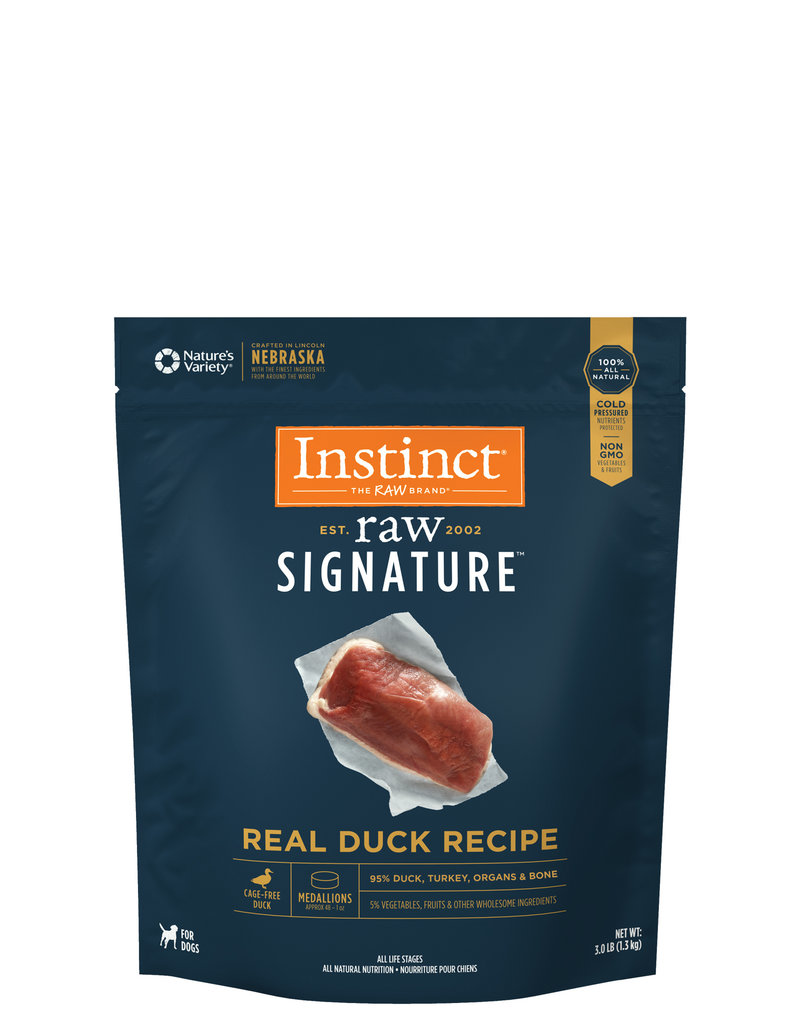 Instinct Instinct Frozen Raw Duck