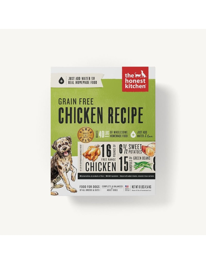 The Honest Kitchen Honest Kitchen Grain Free Chicken