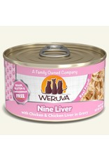 Weruva Weruva Nine Liver Cat