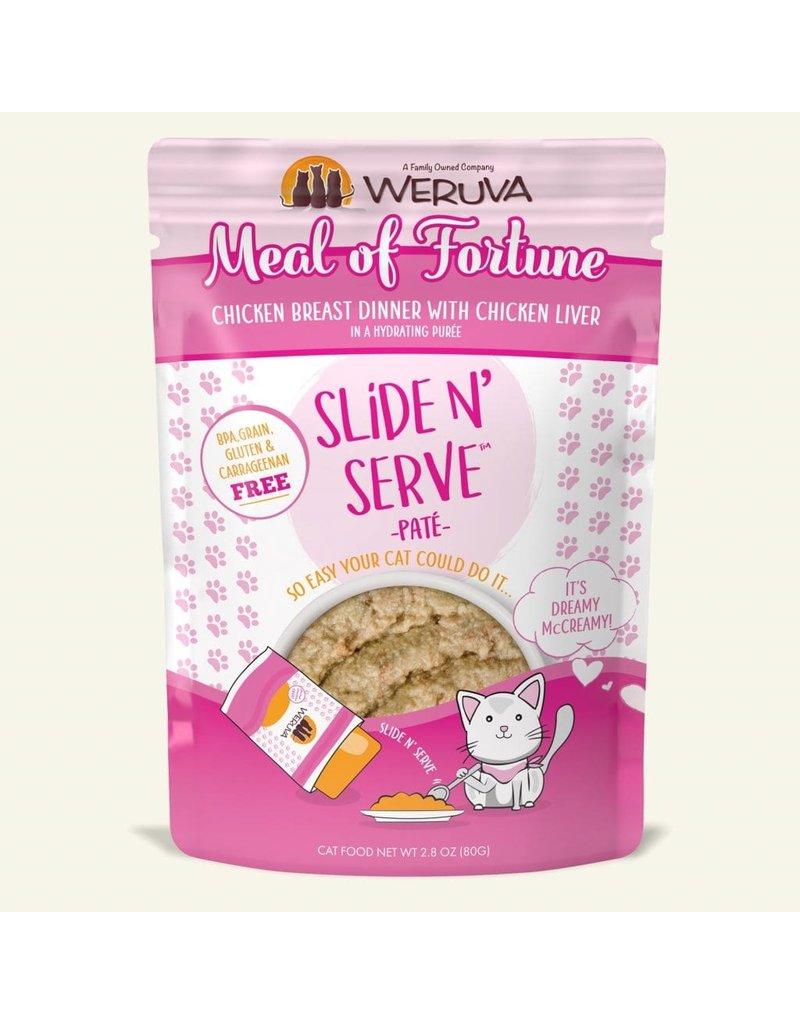 Weruva Weruva Slide N Serve Meal of Fortune
