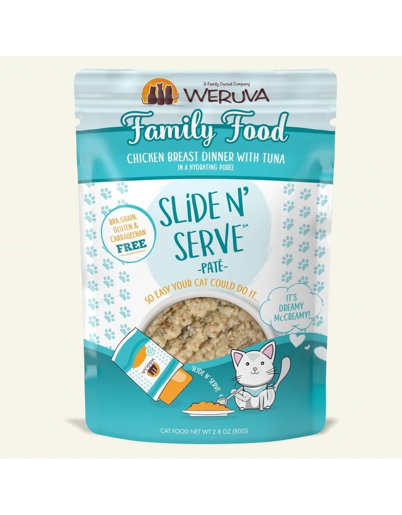 Weruva Weruva Slide N Serve Family Food