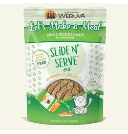 Weruva Weruva Slide N Serve Lets Make a Meal