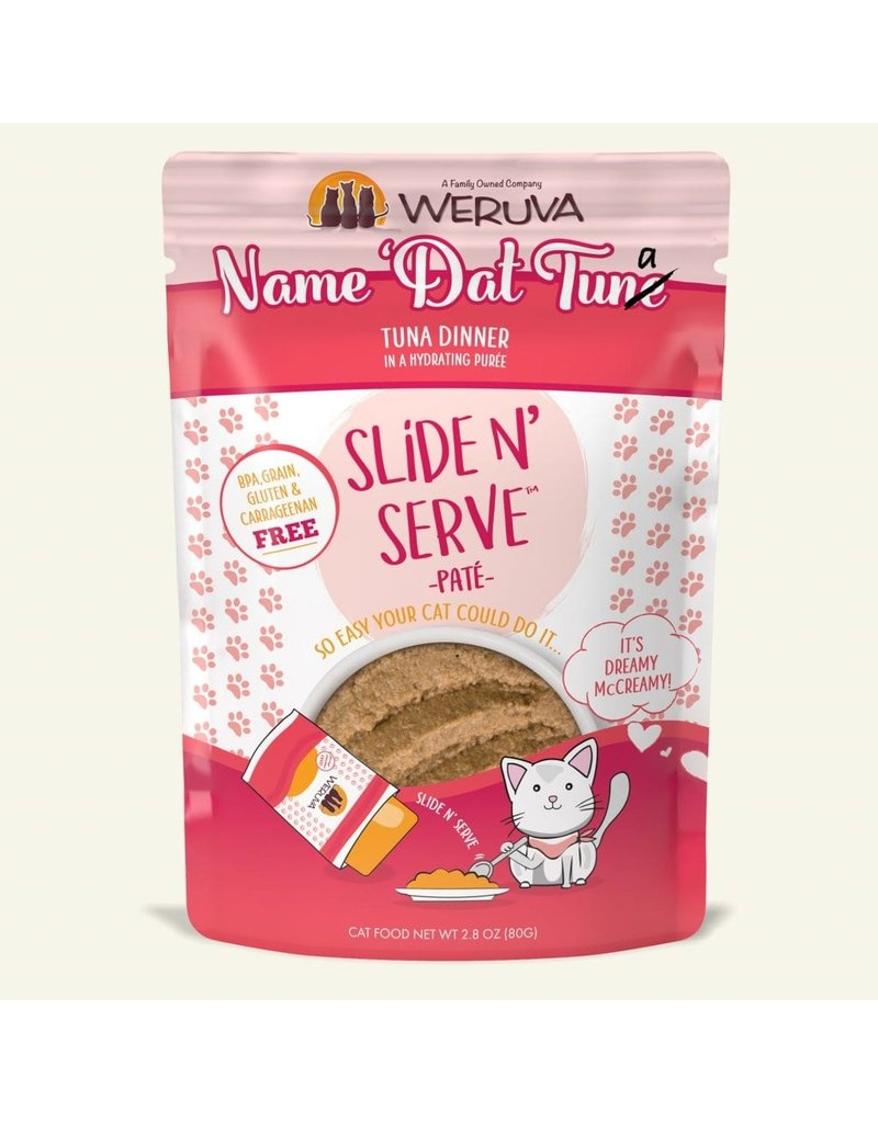 Weruva Weruva Slide N Serve Name Dat Tuna