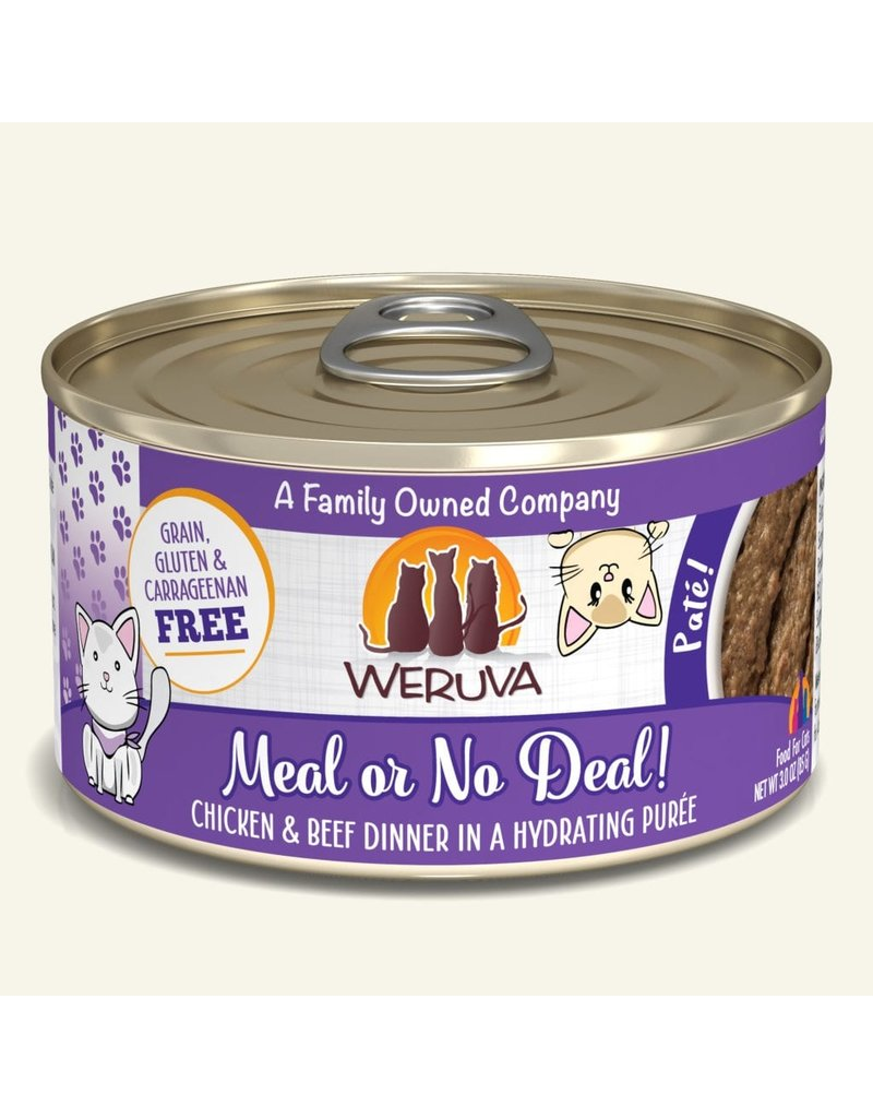 Weruva Weruva Pate Meal or No Deal