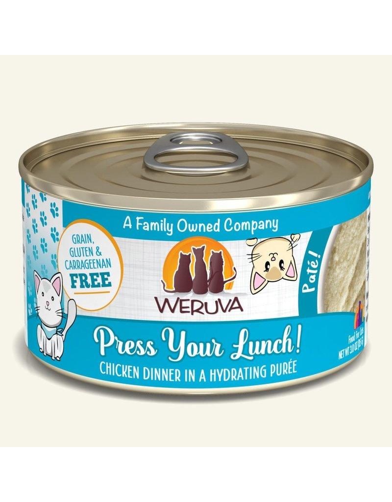 Weruva Weruva Pate Press Your Lunch