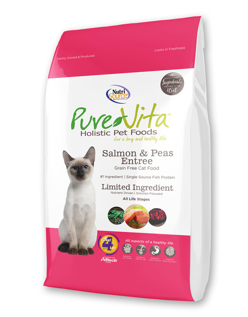 Pure Vita Pure Vita Salmon Cat