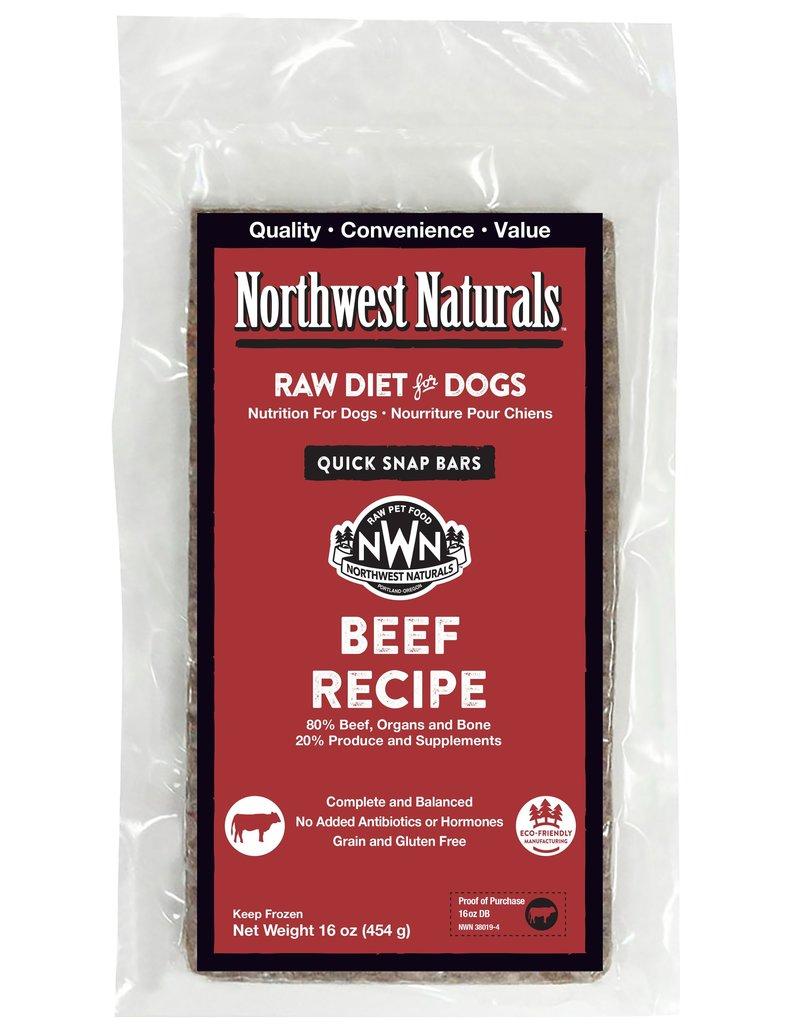 Northwest Naturals Northwest Naturals Beef Bulk Box 25#