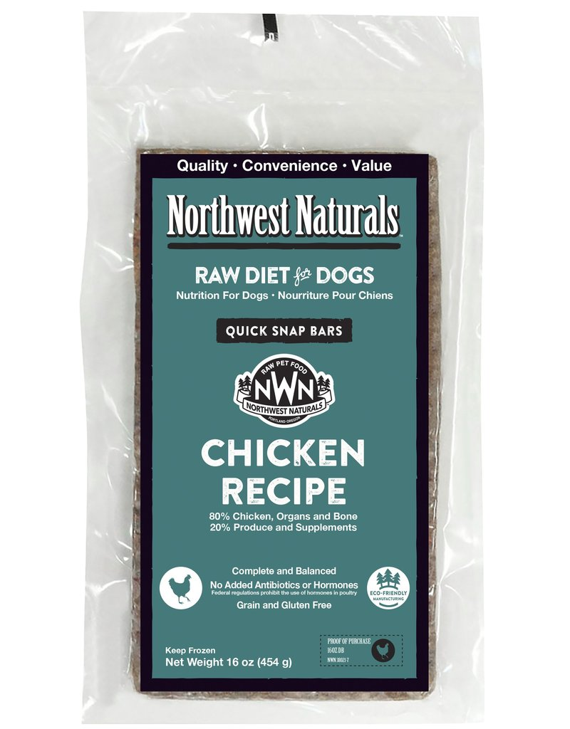 Northwest Naturals Northwest Naturals Chicken Bulk Box 25#