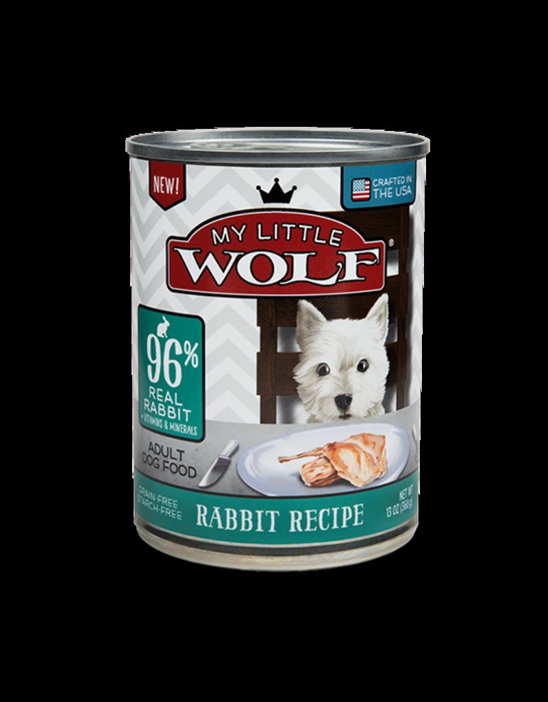 My Little Wolf My Little Wolf Rabbit 13oz