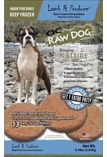OC Raw OC Raw Lamb & Produce Patties 6.5lbs