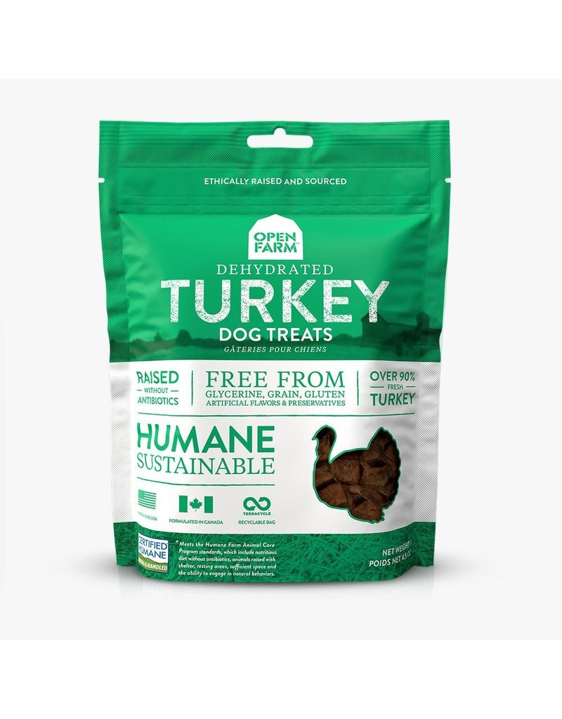 Open Farm Open Farm Dehydrated Turkey Treat