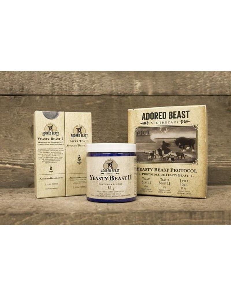 Adored Beast Adored Beast Yeasty Beast Protocol