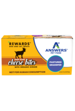 Answers Answers Raw Goat Cheese Ginger Treat 8oz
