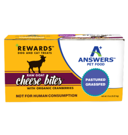 Answers Answers Raw Goat Cheese Cranberry Treat