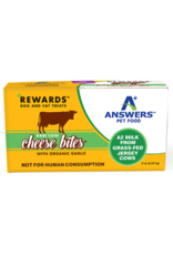 Answers Answers Raw Cow Cheese Bites Garlic