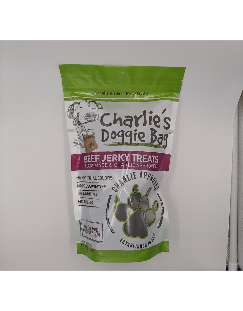 Charlies Doggie Bag Charlies Doggie Bag Beef Jerky