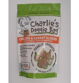 Charlies Doggie Bag Charlies Doggie Bag Chicken Carrot Sliders