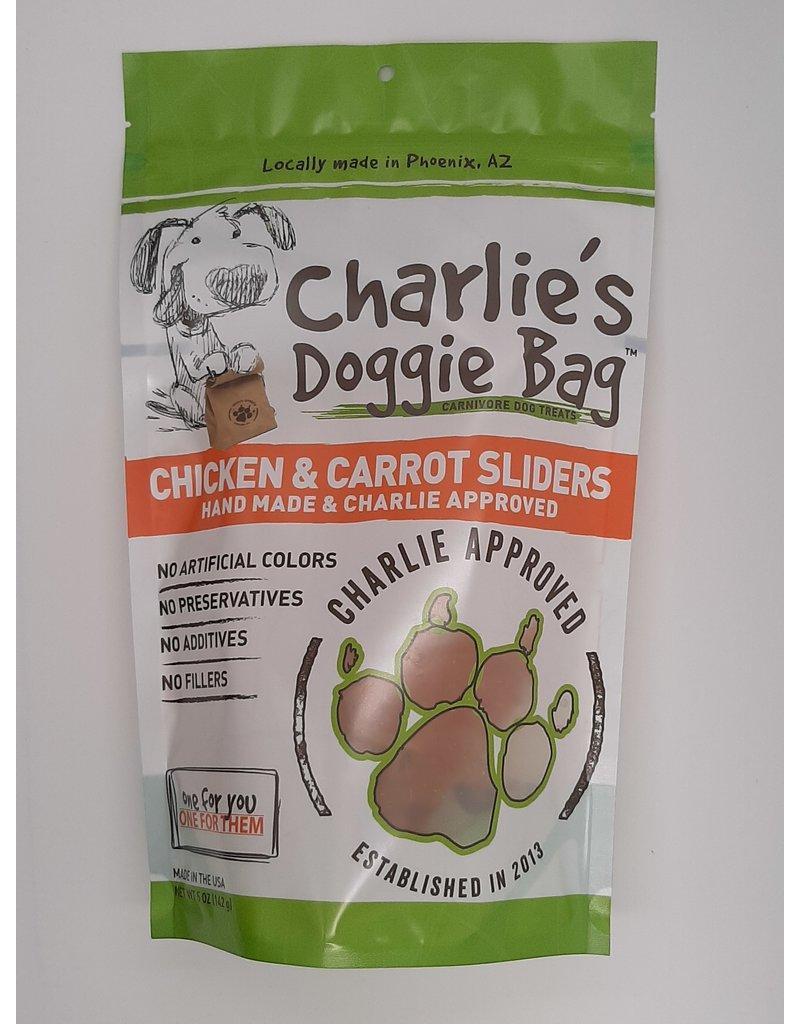 Charlies Doggie Bag Charlies Doggie Bag Chicken Carrot Sliders