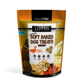 Lotus Lotus Soft Baked Duck Treat