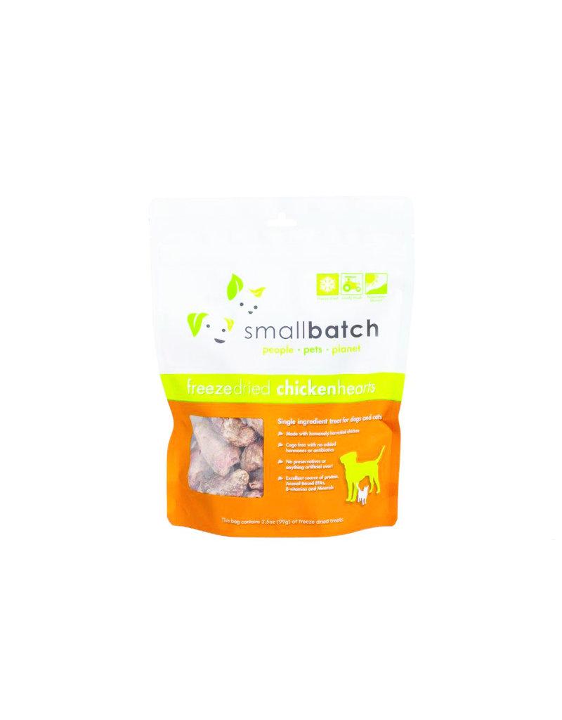 Small Batch Smallbatch FD Chicken Hearts