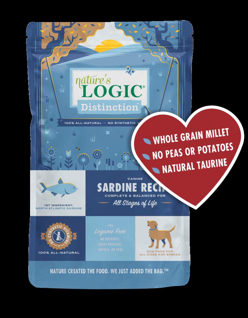 Natures Logic Natures Logic Distinction Sardine