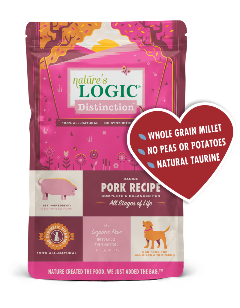 Natures Logic Natures Logic Distinction Pork