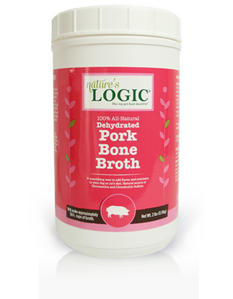 Natures Logic Natures Logic Dehydrated Pork Broth