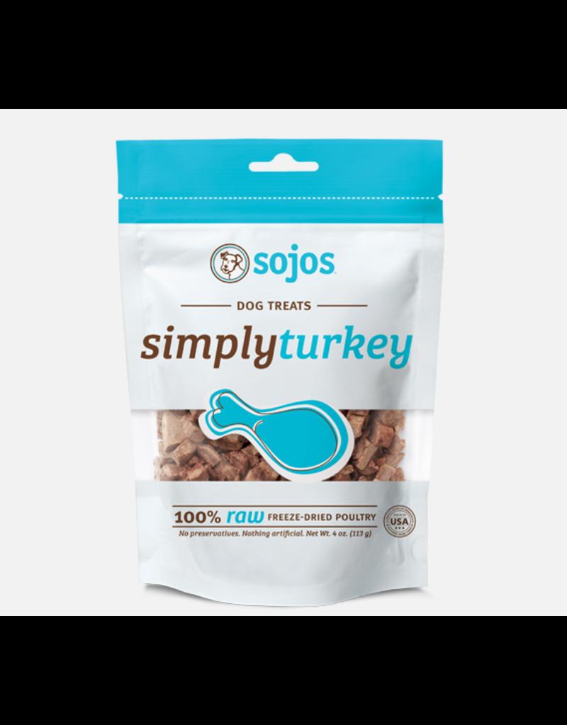 Sojos Sojos Simply Turkey Treats