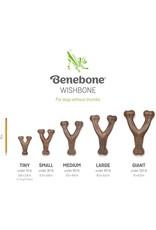 Benebone Benebone Wishbone Medium Bacon