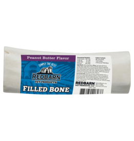 Redbarn Redbarn Peanut Butter Filled Bone