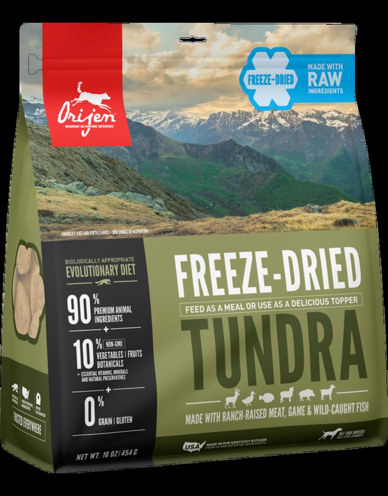 Orijen Orijen Tundra Freeze Dried