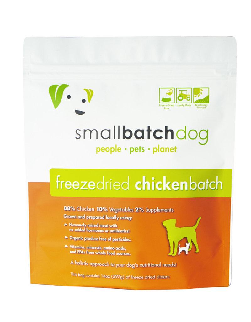 Small Batch Small Batch Freeze Dried Chicken Sliders 14oz