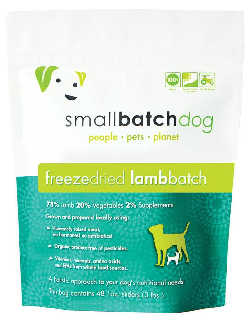 Small Batch Small Batch Feeze Dried Lamb Sliders 14oz