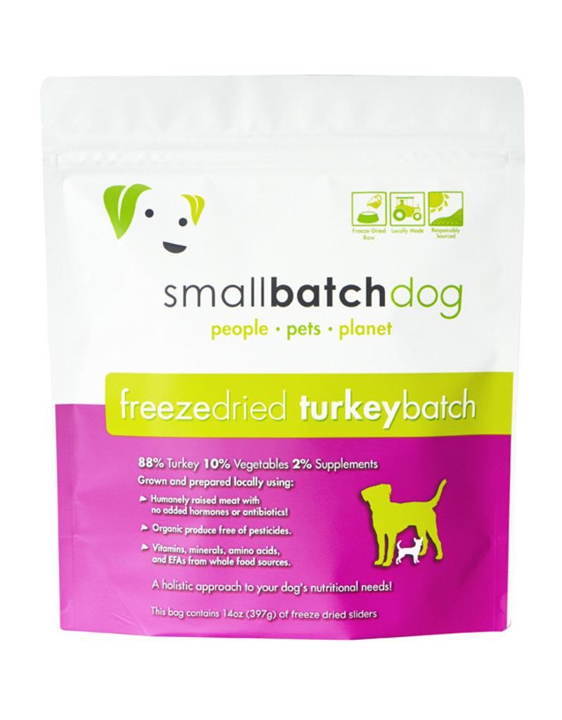 Small Batch Small Batch Freeze Dried Turkey Sliders 14oz