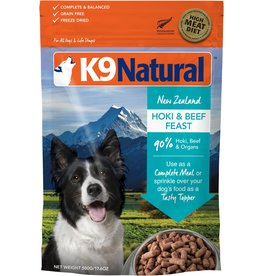 K9 Natural K9 Natural Hoki & Beef Feast 1.1lb