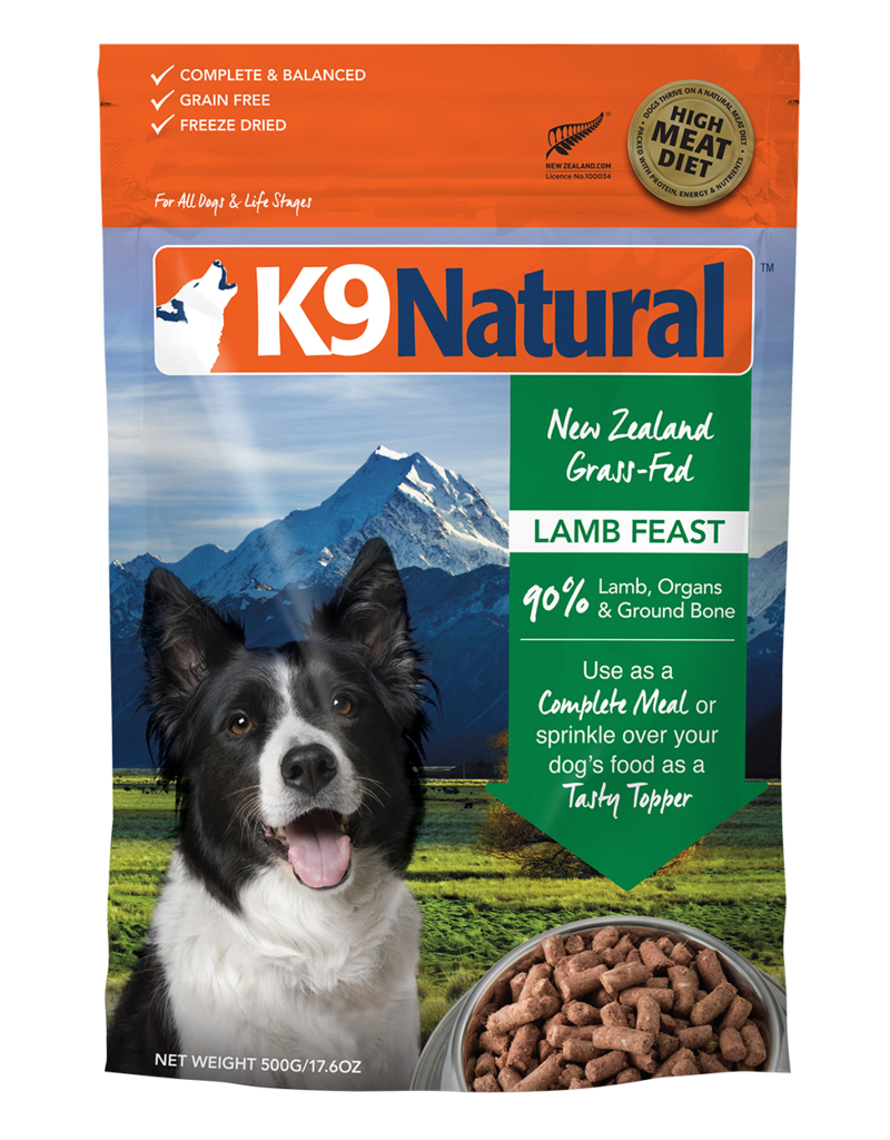 K9 Natural K9 Natural Lamb Feast 1.1lb