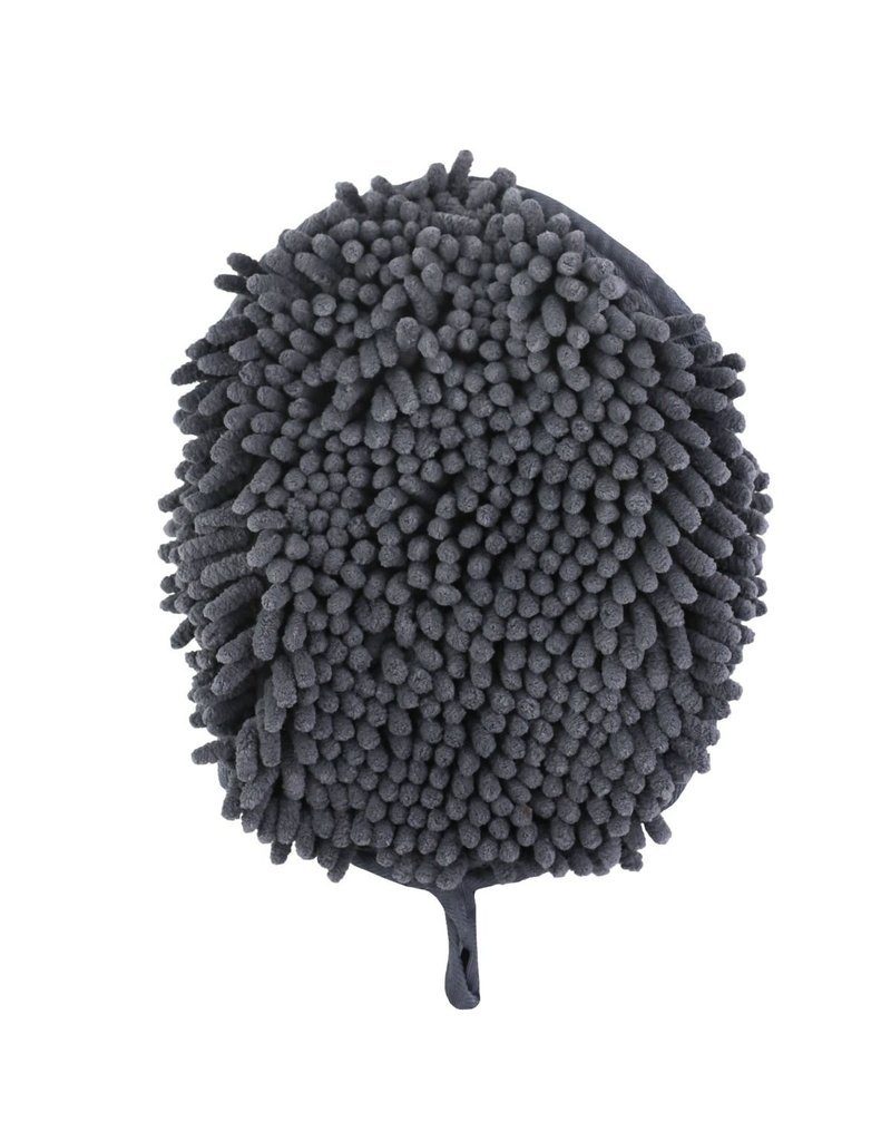 Tall Tails Tall Tails Drying Mitt Charcoal