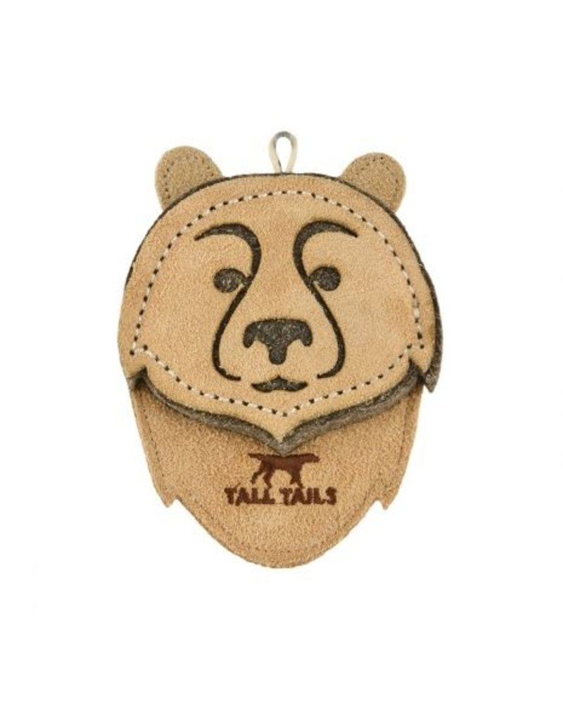 Tall Tails Tall Tails Leather Scrappy Bear