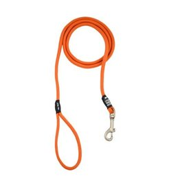 Tall Tails Tall Tails Rope Leash Orange Small 5'